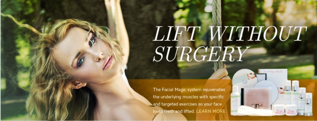 Facial Magic Natural Facelift