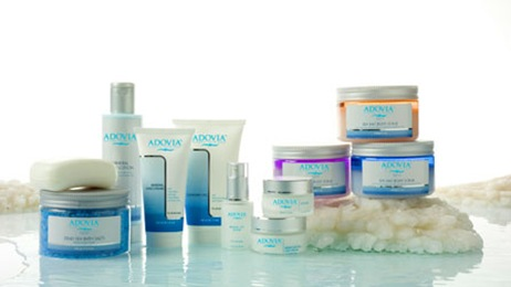 Adovia Skin Care - Click here for more information