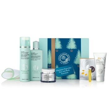 Liz Earle Holiday Superskin Face and Body Essentials Collection