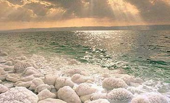 The Magical Dead Sea