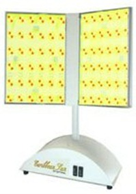 Yellow LED Light Therapy