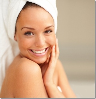 Exfoliate for smoother skin