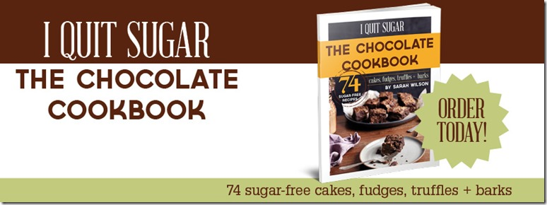 I Quit Sugar: The Chocolate Cookbook