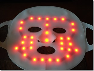 Skinvel Red LED Mask