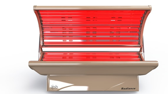 Red light therapy bed esb Radiance 20