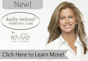 Click Here to Learn More about Kathy Ireland by reVive Light Therapy
