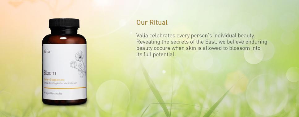 Valia Skin Care Ritual