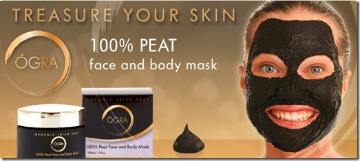 Ogra 100% Peat Mask