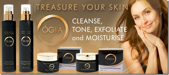Ogra Skin Care from Ireland