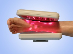 red light therapy for pain