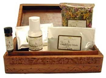 Herbal Facial Kit information