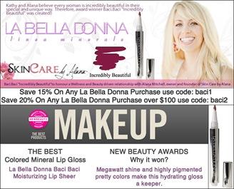 La Bella Donna Sale