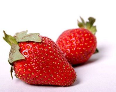Strawberries Protect your skin