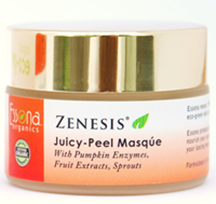 Pumpkin skin care masque