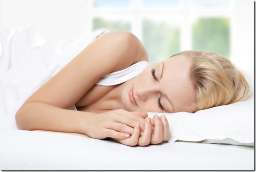 Nighttime skin care