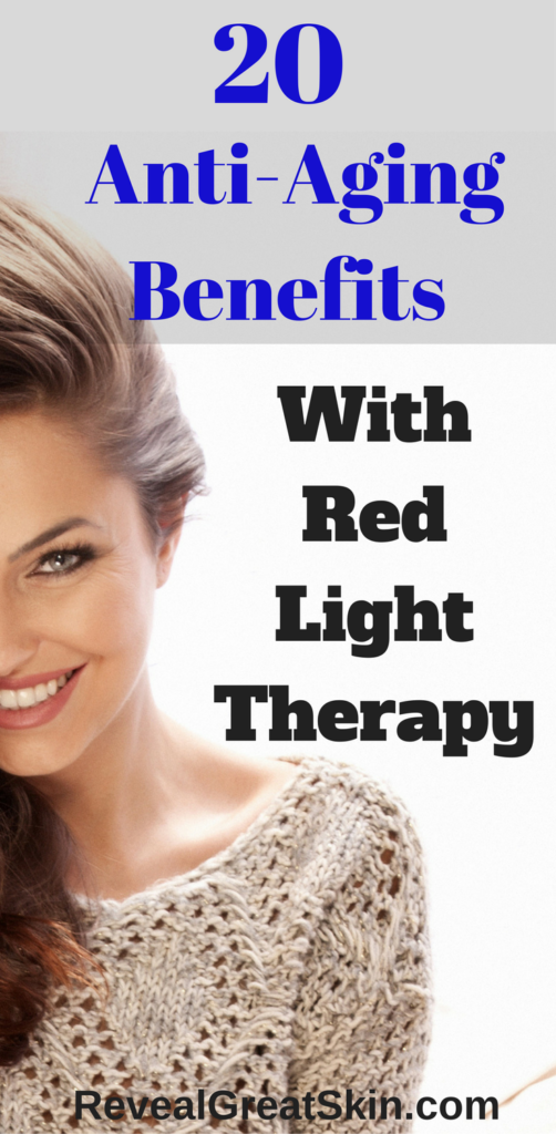 20 Benefits of Red Light Therapy
