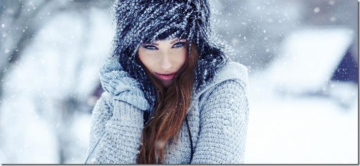 Rescue winter ravaged skin