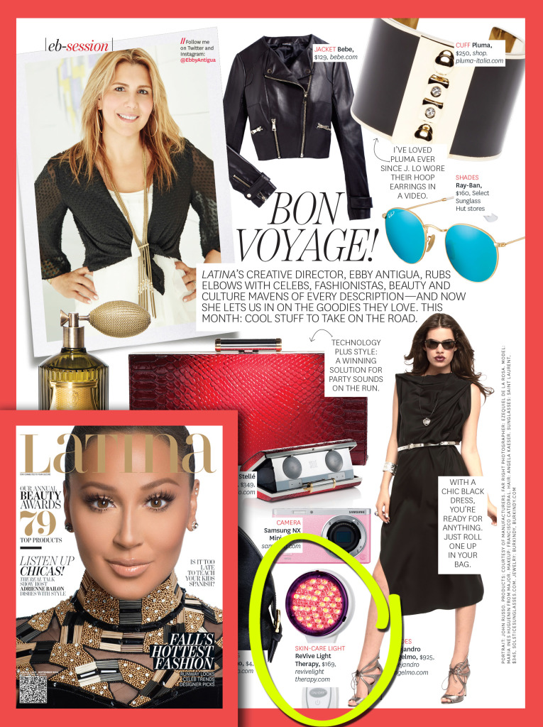 reVive Light Therapy - Latina - Sept 2014