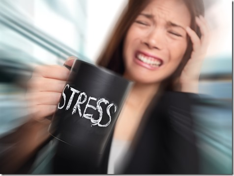 Stress Wreaks Havoc on Your Skin
