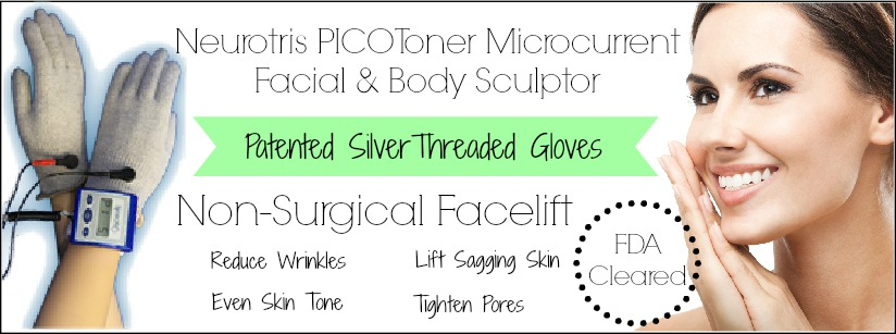 PICO Toner Microcurrent Facial and Body Sculptor