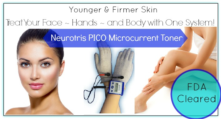 Neurotris PICO Toner Treats Face, Neck, Hands, and Body!