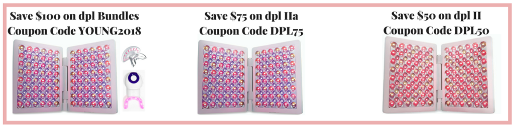 Save on dpl II Light Therapy Systems